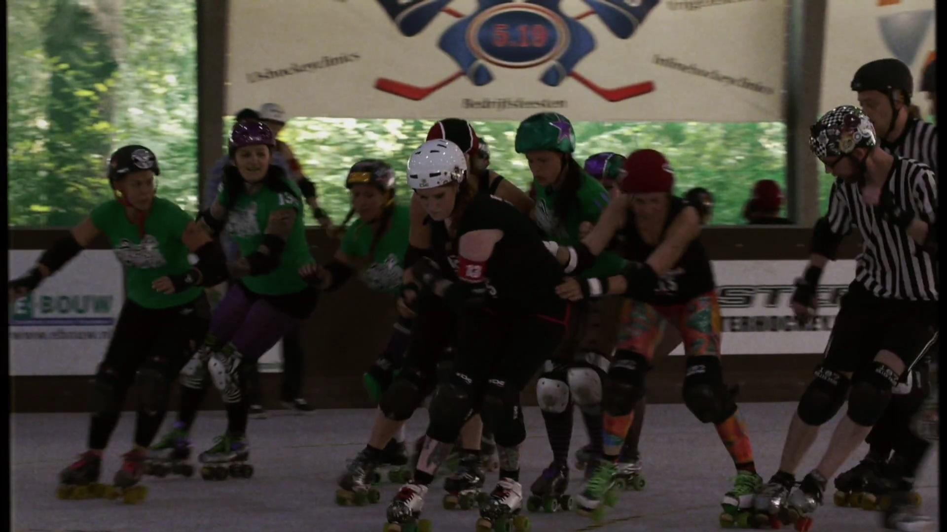 Roller Derby in de Lage Landen