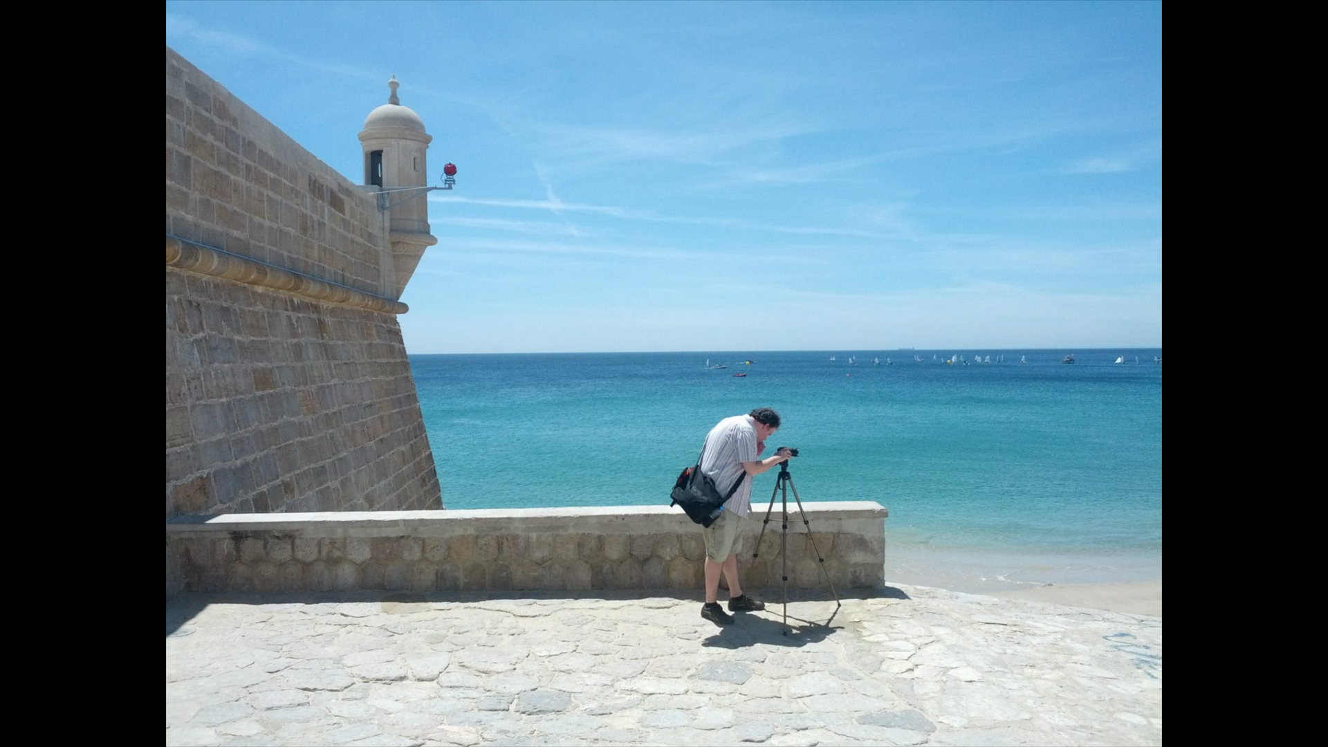 Sesimbra – Day and Night
